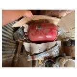 Sand Blaster Pot NIB 110 lb