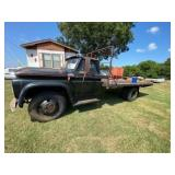 1965 Chevy 50 Truck 16-1/2ft Flat Bed Shows