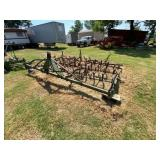3-Point Spring Tooth Harrow 12ft