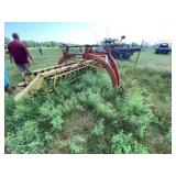 New Holland Rolabar 258 Side Delivery Rake