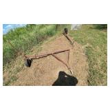 Pull Type Side Delivery Rake Dolly