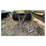 Pull Type Semi Trailer Dolly