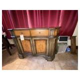 """Entry Cabinet 54""""L x 18""""W x 35""""H"""