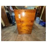 """5-Drawer Chest of Drawers 26""""L x 15""""W x 43-1/2""""H"""