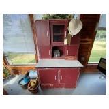 """Hoosier Style Cabinet 40""""L x 24""""W x 67""""H"""