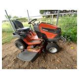 """Husqvarna TX248VD Riding Lawn Mower 48"""" Deck"""