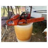 Husqvarna 455 Rancher Chain  Saw