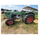 Deutz D4006 Diesel Tractor Air Cooled*Runs & Drive