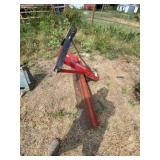 All American 3-Point Angle Blade 6ft