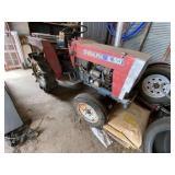 Small Tractor Shibaura SL1503 Stiger Tractor 3 cyl