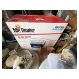 Mr. Heater Blue Flame Gas Heater 30,000BTU HR*NIB*