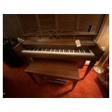 Cable Nelson Piano w/Bench