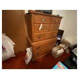 """Ethan Allen 7-Drawer Dresser 35""""L x 19""""W x 51""""H"""