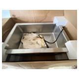 Value Warm  Food Service 110V Steamer NIB