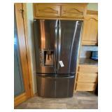 LG Inverter Linear Stainless Steel Refrigerator