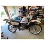 2013 Suzuki Enduro DR Dirt bike 199cc 45mi Street