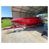 2003 Stingray Ski Boat High Performance SX230 22ft