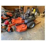 """Husqvarna PZ60 Zero Turn Lawn Mower 60"""" Cut Gas"""