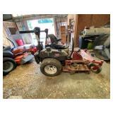 "Toro Z Master Commercial Zero Turn Lawn Mower 48"""