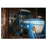 FORD 6710 CAB TRACTOR