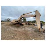 """John Deere 892ELC Excavator, w/44"""" electric magnet"""