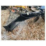 Prime Attachments Skid Steer Backhoe attachment