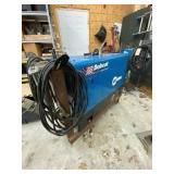 Miller Bobcat Welder w/leads & Rolling Cart