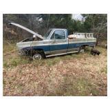 1979 GMC Sierra Grande 25 Pickup 86875 mi
