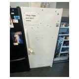 GE Upright Freezer Frost Free