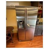 Samsung Stainless Steel Refrigerator/Freezer