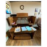 Allen Organ model 314 w/3 speakers