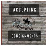 NOW ACCEPTING CONSIGNMENTS