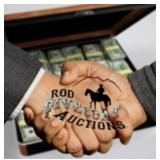 WE ARE A FULL SERVICE AUCTION COMPANY