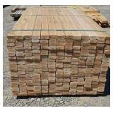 2in x 4in x 8ft lumber
