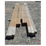 4in x 4in Lumber