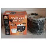 Electric Gourmet Fry Kit