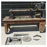 Shop Smith with Attachments