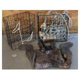Crab Cages w/ Waders