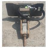 CAT H50FT Hydraulic Breaker for Skid Steer