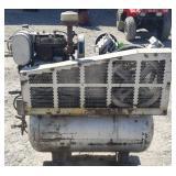Ingersoll Rand Gas Powered Air Compressor