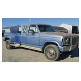 1985 Ford DUALLY