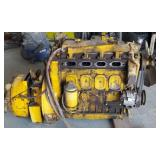 Detroit 471 Motor--Rebuilt