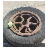 Vintage Tire Rims