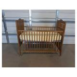 Simmons Crib w/ Mattress