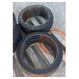 6--Forklift Tires