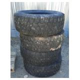 4-- Mastercraft Tires