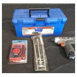 Toolbox w/ Tools
