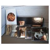 Suitcase, Shower Rod, Garth Brooks CDs