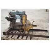 353 Detroit Diesel Engine