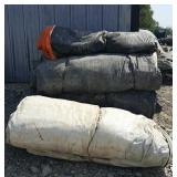 Insulated Double Cement Tarps